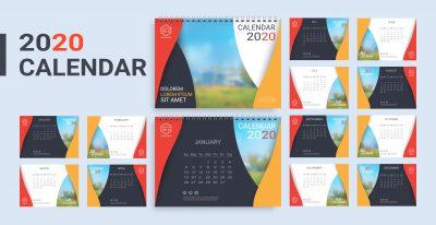 Custom-Design Calendars