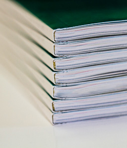Print Perfect Bound Book